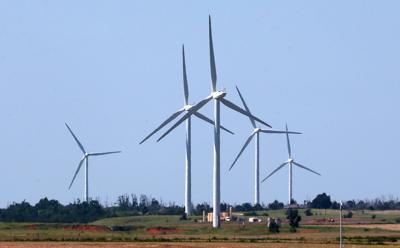 Placeholder wind farm