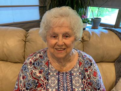 Barbara (Strong) Thomas turns 90