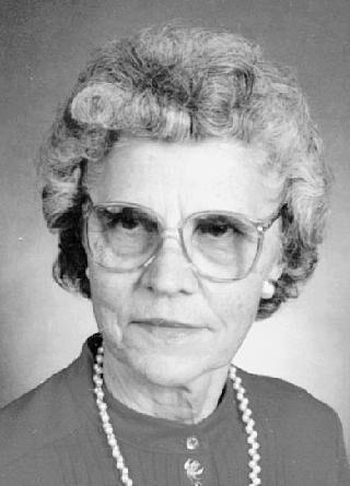 Hill, Letha Faye 1921-2020