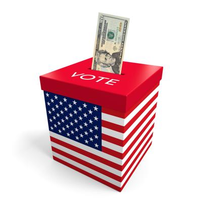 Campaign finance placeholder
