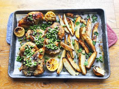 Food-Back to School-Sheet-Pan Suppers