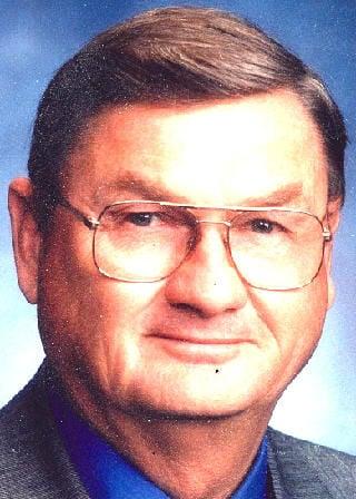 Wood, Jr., Rev. Ronald E. 1930-2021 St. Joseph, Mo.