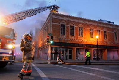 No. 8: Missouri Theater's return to life continues after fire