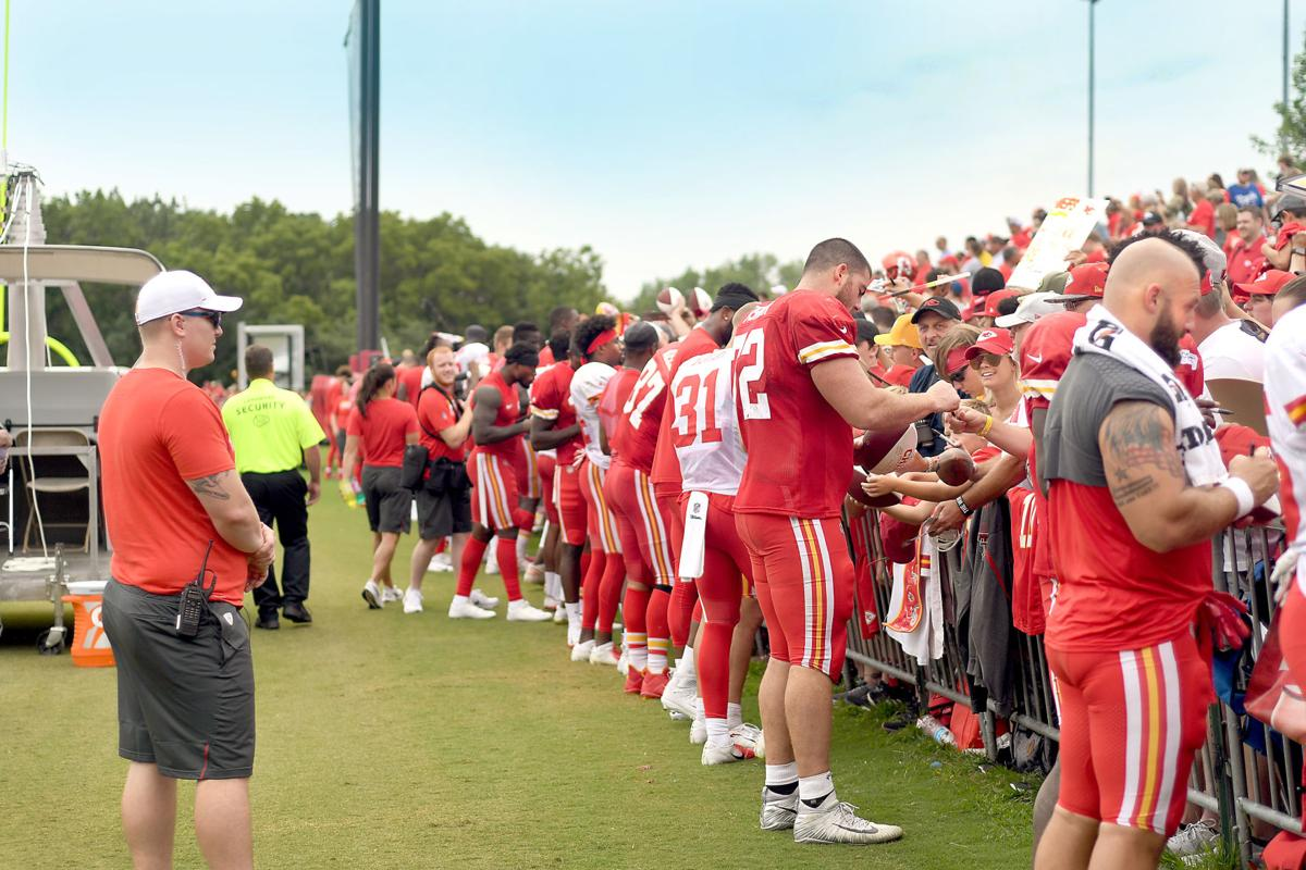 2019 Chiefs Training Camp