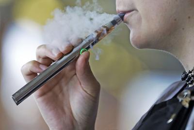 Teen Smoking Vaping Effect