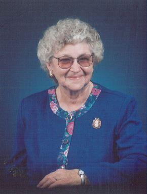 Mabel Gerber is turning 100!