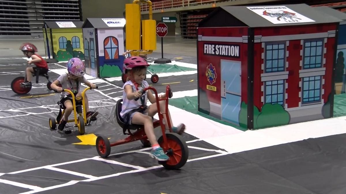 Safety town is back to teach kids personal safety