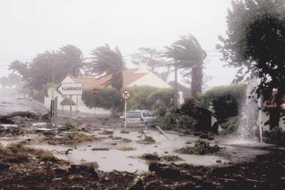APTOPIX Portugal Europe Weather
