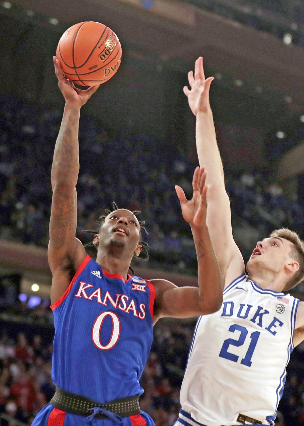 Duke Kansas Basketball