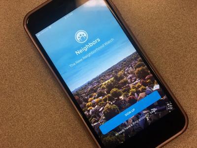 Residents use neighborhood watch app | Local News