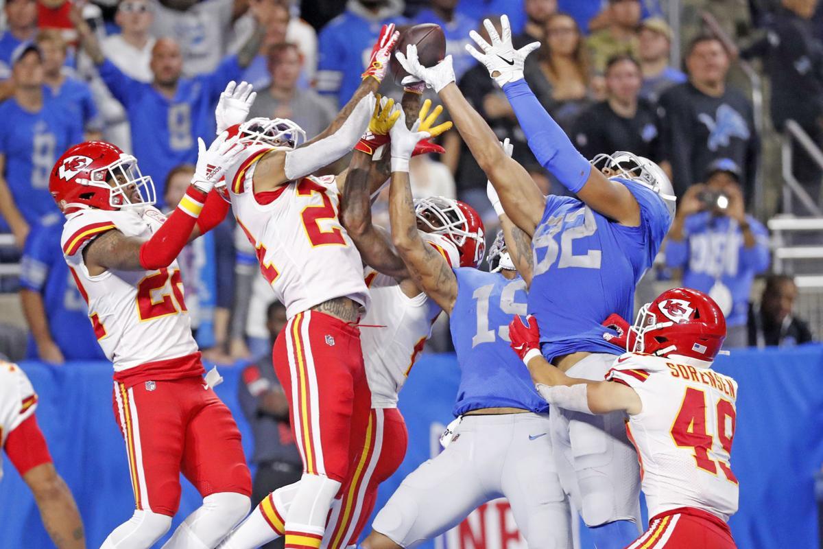 Chiefs Lions Football