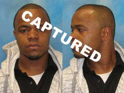 Davonte Wilson Captured