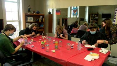 Teens engage in fun activity at GRIT Center (copy)