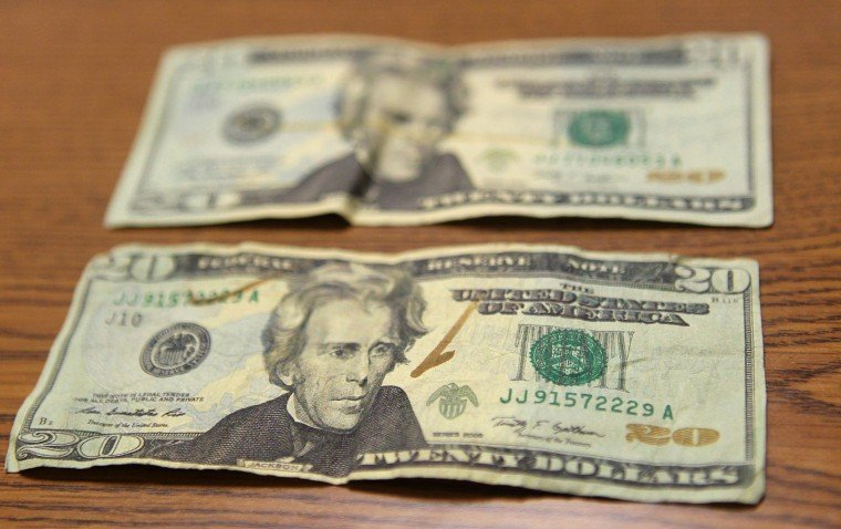 Counterfeit Money Circulating In St Joseph News