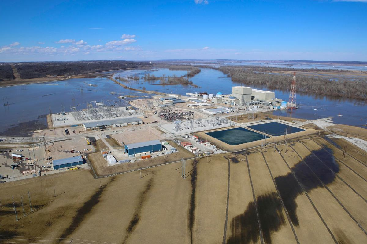 Nuclear Station Flooding