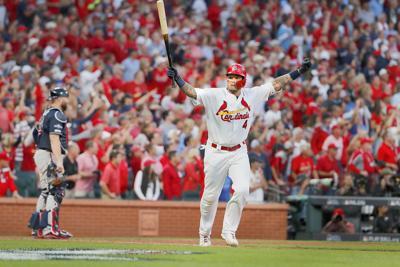 NLDS Braves vs. Cardinals Baseball