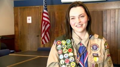 5 local teens recognized in inaugural class of female Eagle Scouts