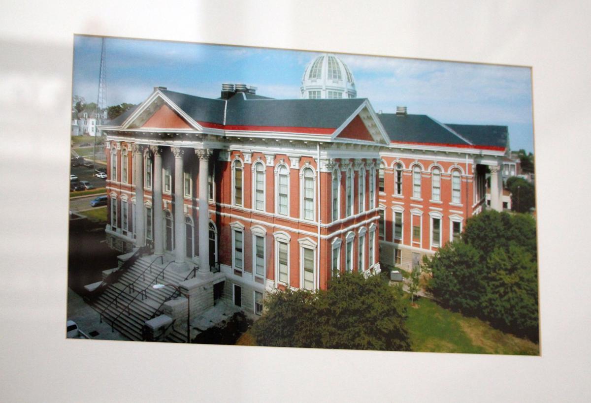 buchanan county courthouses