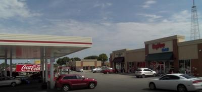 HyVee gas station