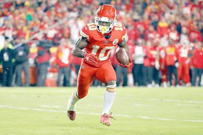 893723c3 Tyreek Hill not suspended by NFL, speaks out for first time   Chiefs ...
