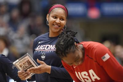 USA UConn Basketball