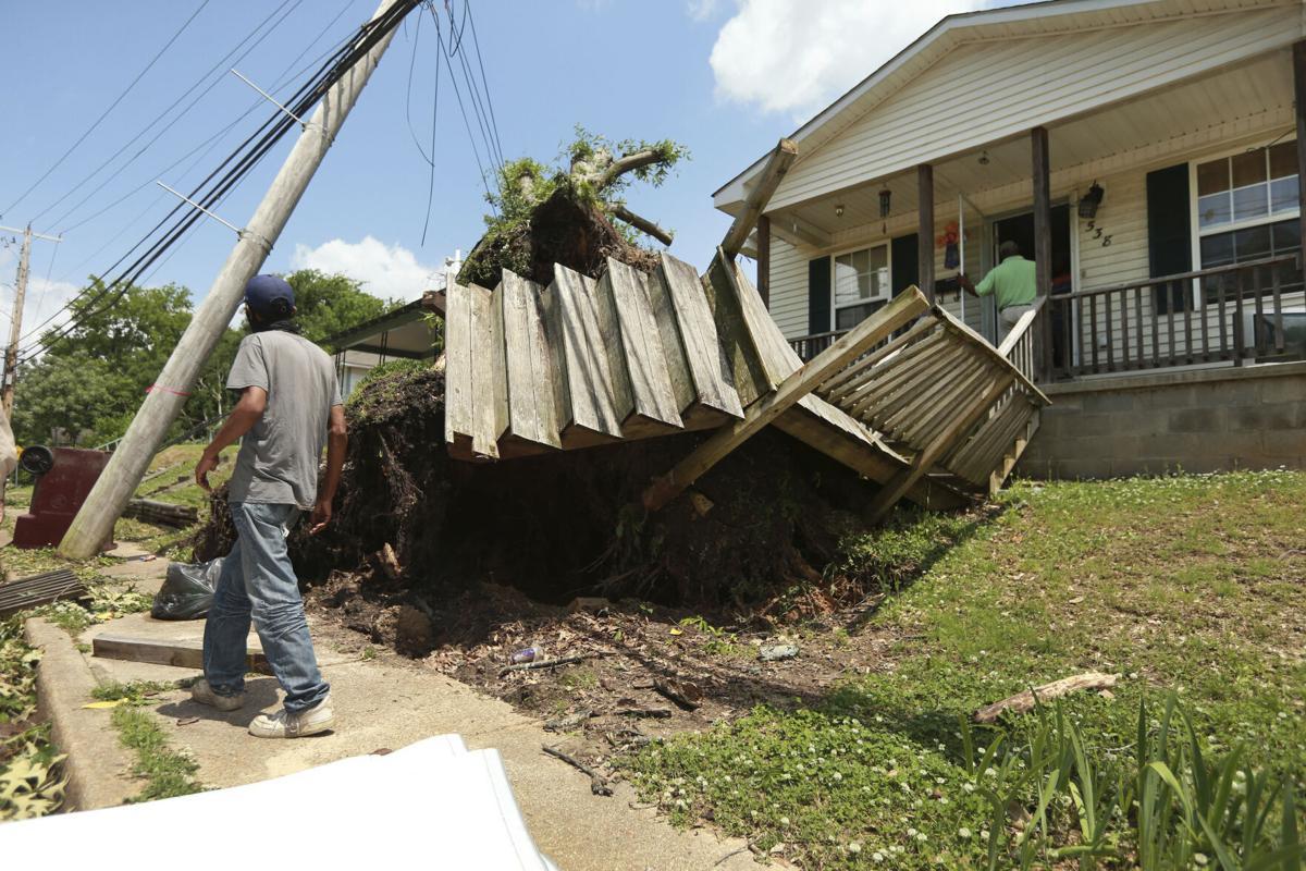 Severe Weather-Mississippi