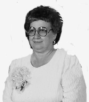 Sticken, Barbara S.  1932-2016