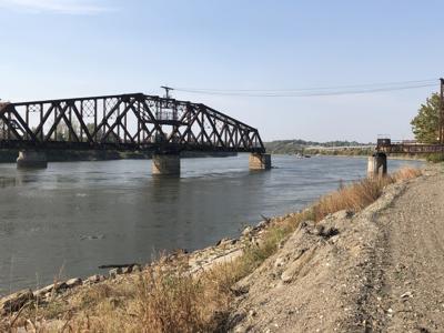 Missouri River Water Level photo