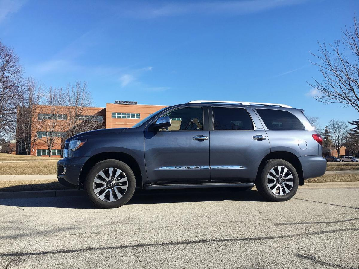 2018 Toyota Sequoia: Old-school feel welcome | Autos | newspressnow.com