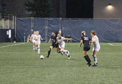 UC Women's Soccer vs Xavier