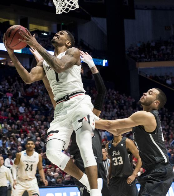 61c46710cc5 Jacob Evans III drafted in first round by Golden State