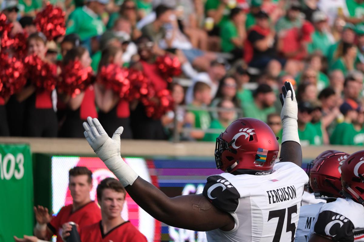 UC football: Bearcats to play Boston College in Birmingham Bowl