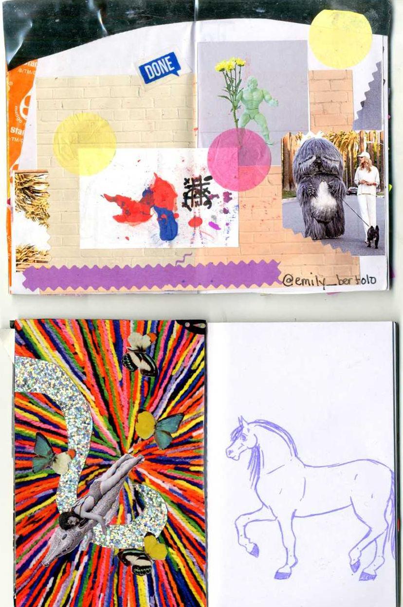 Community sketchbooks