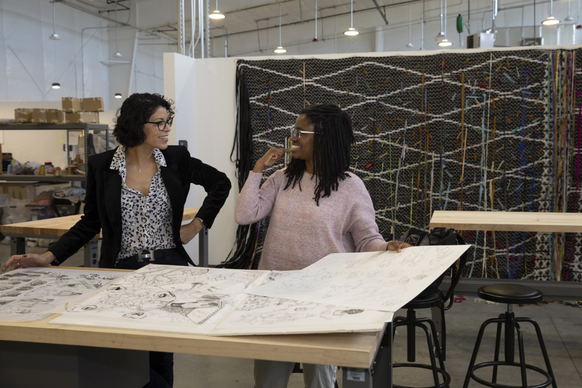 DAAP summer intensive prepares artists and teachers to address educational challenges