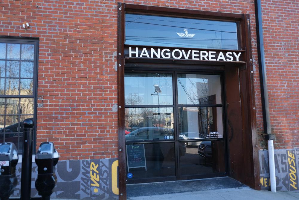 Best breakfast: Hangover Easy
