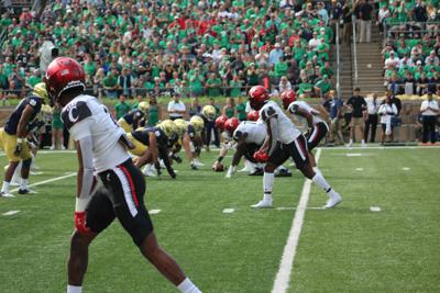 UC football vs. Notre Dame