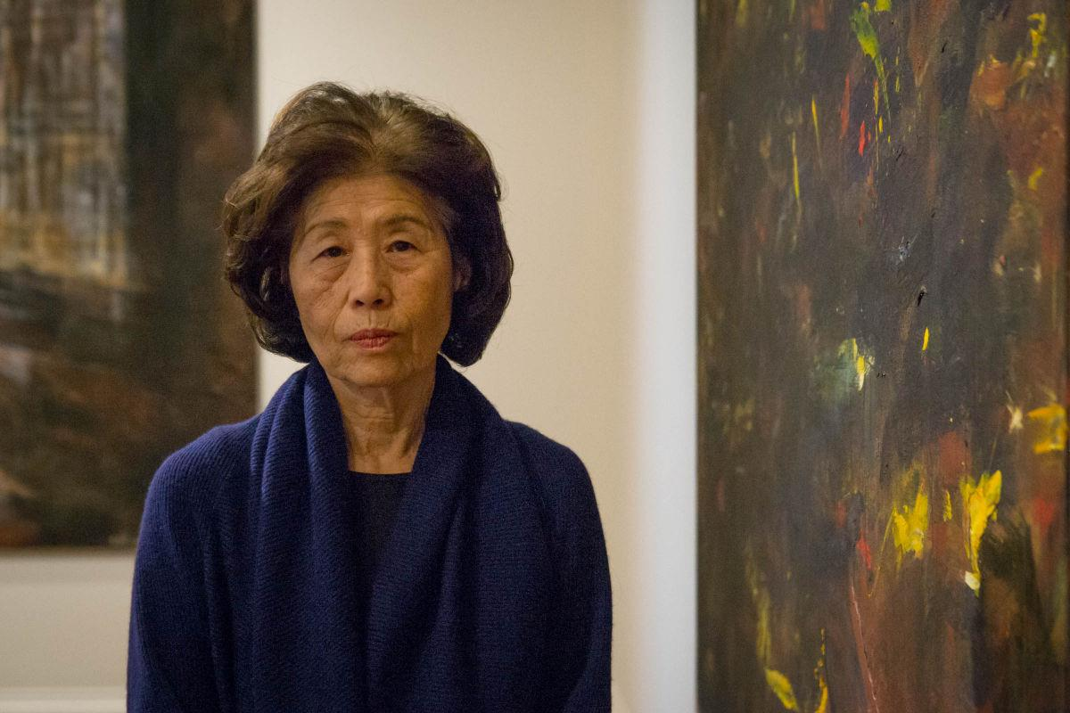 Art cannot lie: Q&A with Bukang Y. Kim