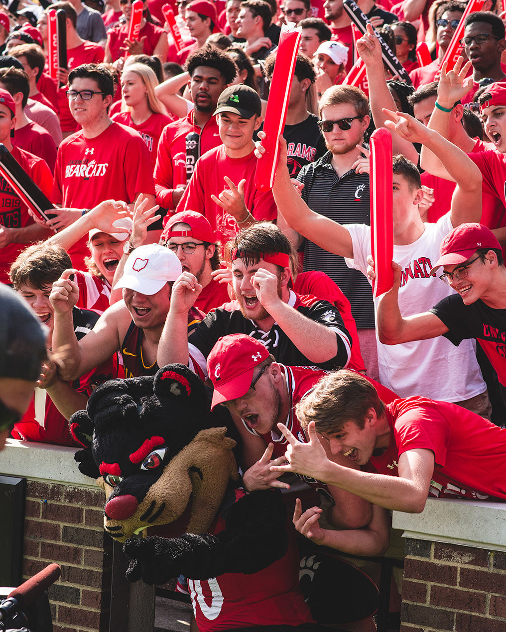 Homecoming 2018: UC vs. Tulane