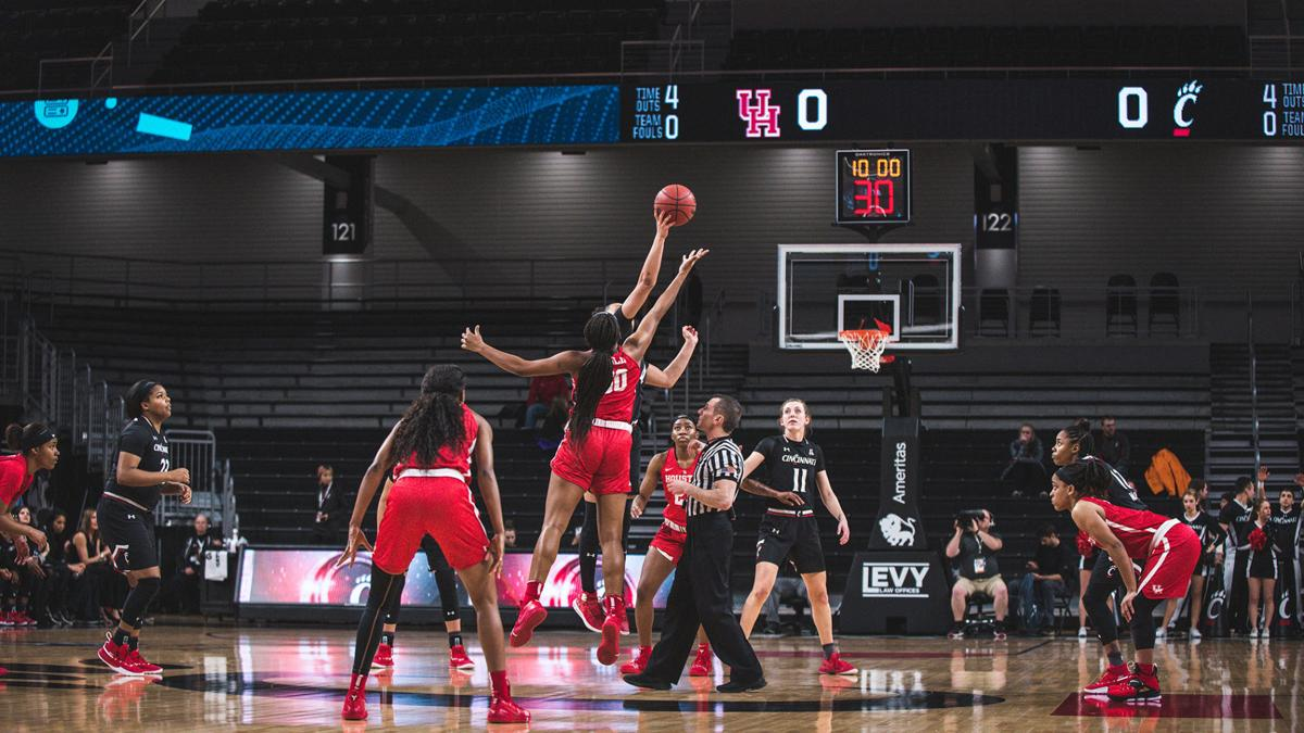 UC vs. University of Houston | Jan. 23, 2019
