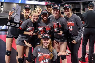 UC volleyball wins conference