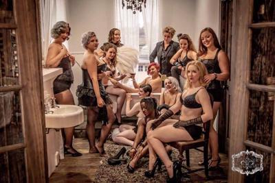 Cin City Burlesque