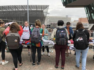 'Free the Slaves' student chapter hosts Fair Trade Week