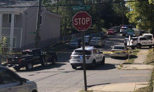 Two men shot in suspected home invasion one block from campus