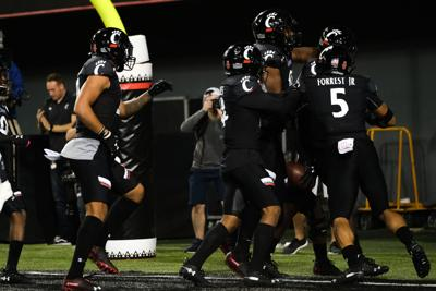UC football: Bearcats head to Houston for first conference road game