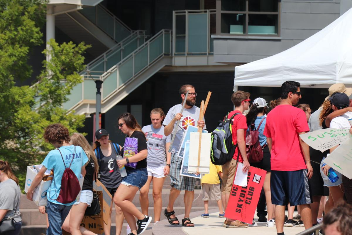 #UCWelcome18 Student Organization Fair