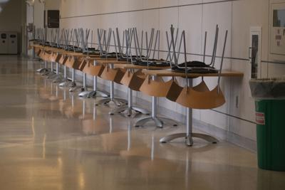 TUC chairs (financial caption)