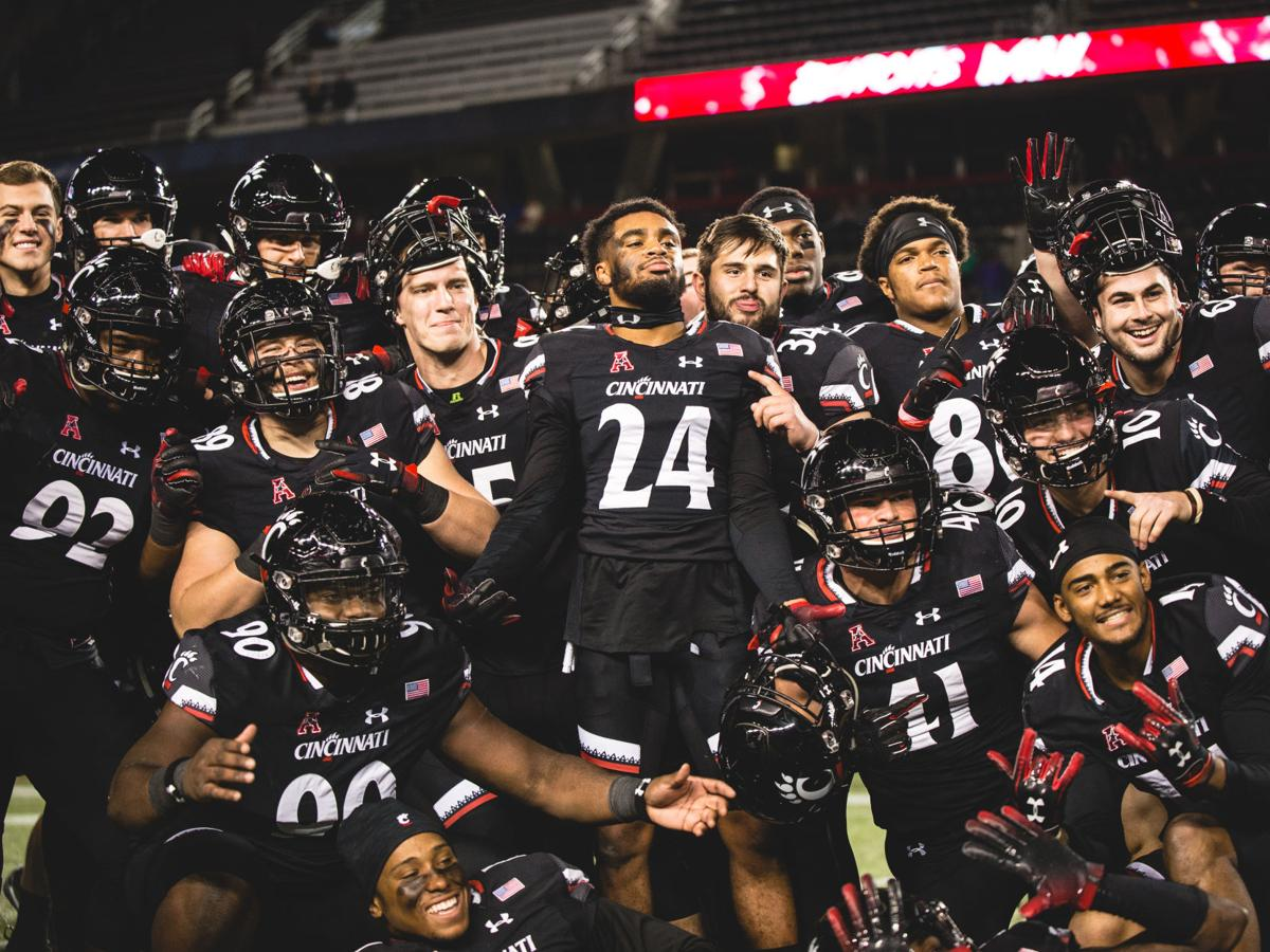 UC vs. ECU - Nov. 23, 2018