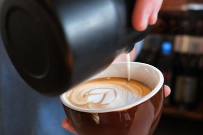 Best coffee shop: The 86 Uptown (copy)
