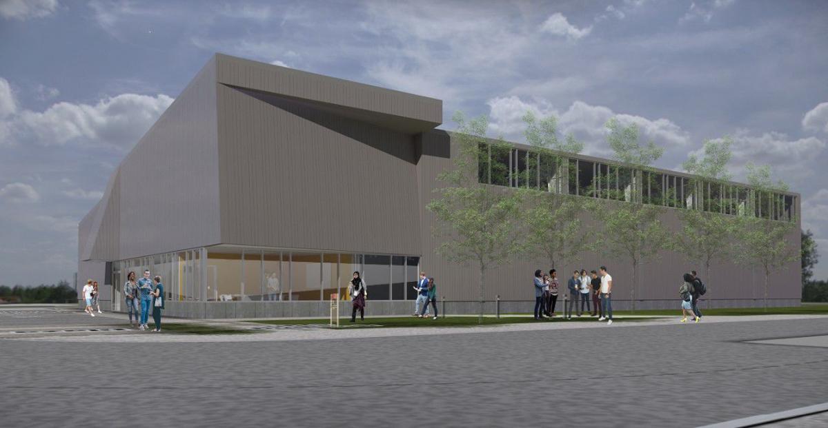 UC reveals new studio building for DAAP graduate students