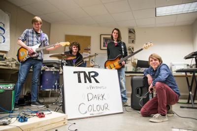TNR Presents: Dark Colour